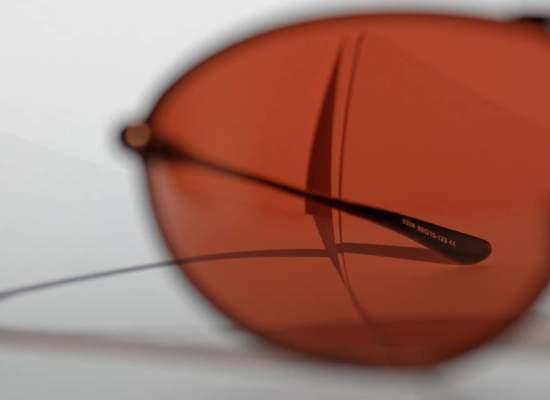 Bigatmo Alutra trivex NXT photochromic lens