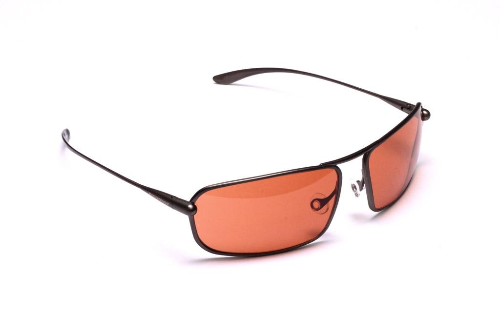 Meso - Gunmetal Titanium Frame Photochromic Sunglasses