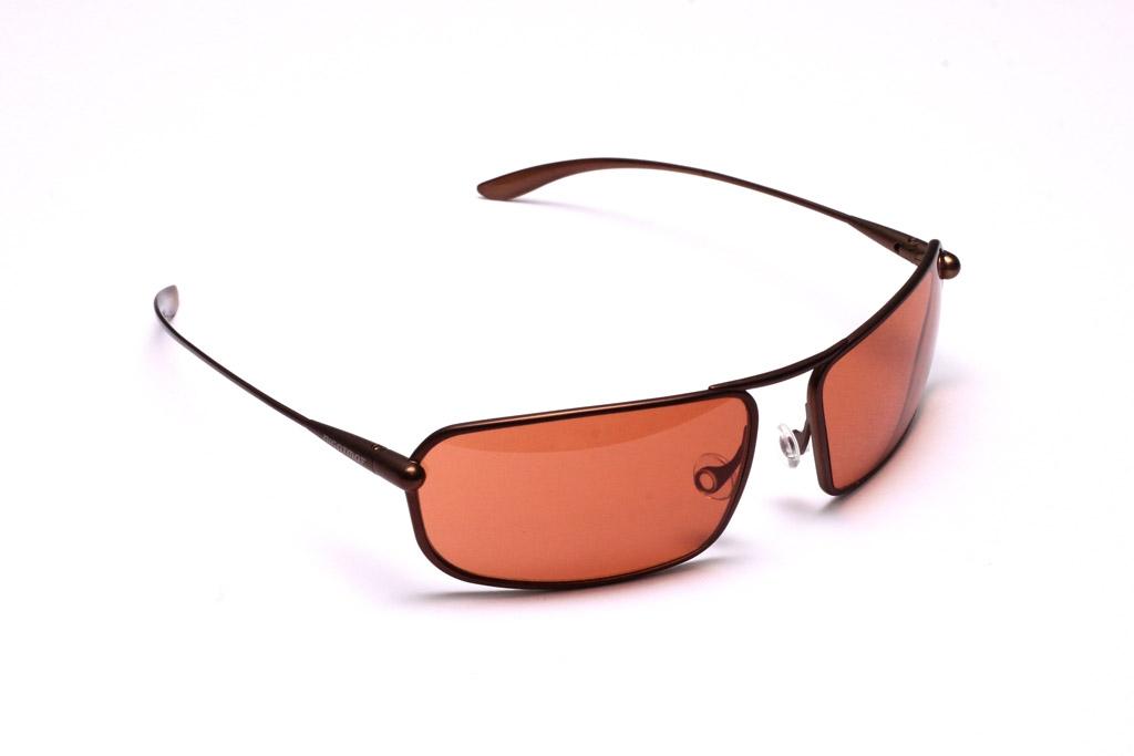 Meso - Brunello Titanium Frame Copper/Brown Photochromic Sunglasses