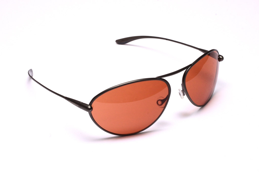 Tropo - Gunmetal Titanium Frame Photochromic Sunglasses