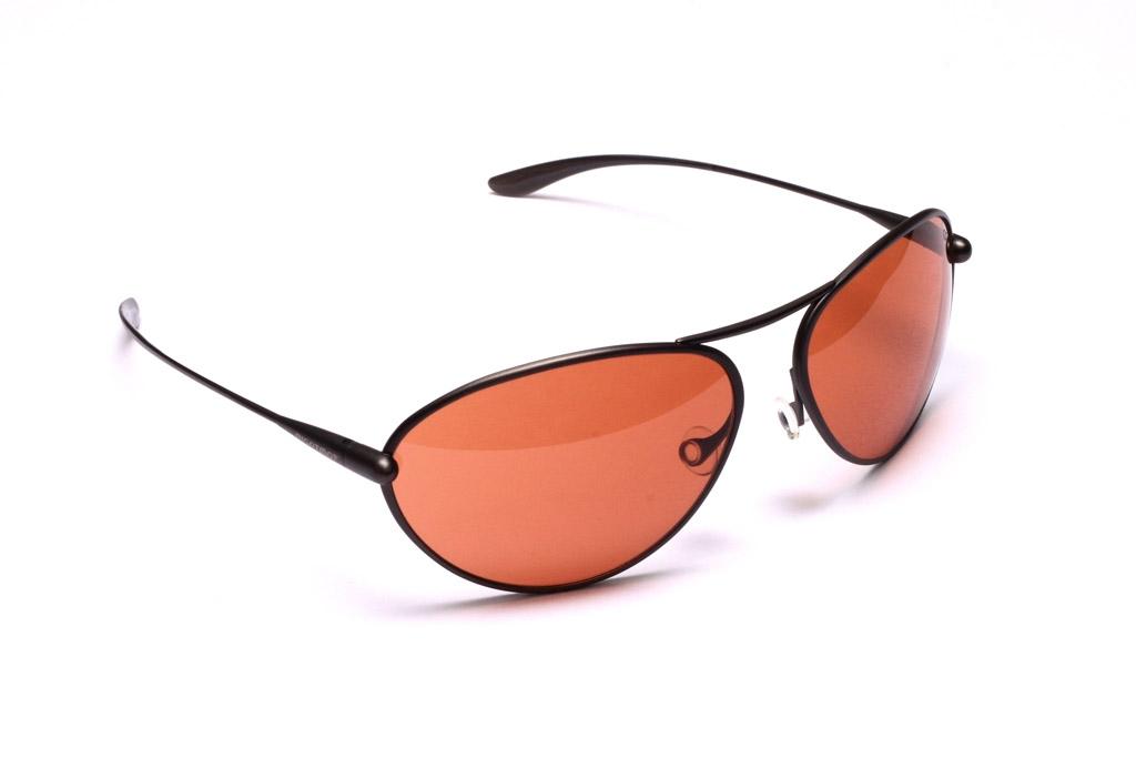 Tropo - Graphite Titanium Frame Copper/Brown Photochromic Sunglasses