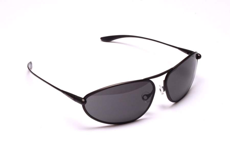 Bigatmo Exo 0297 pilot sunglasses with grey lenses