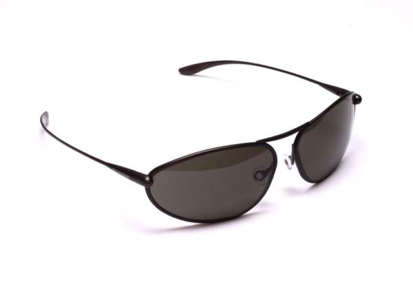 Bigatmo Exo pilot sunglasses with grey HCNB NXT lenses