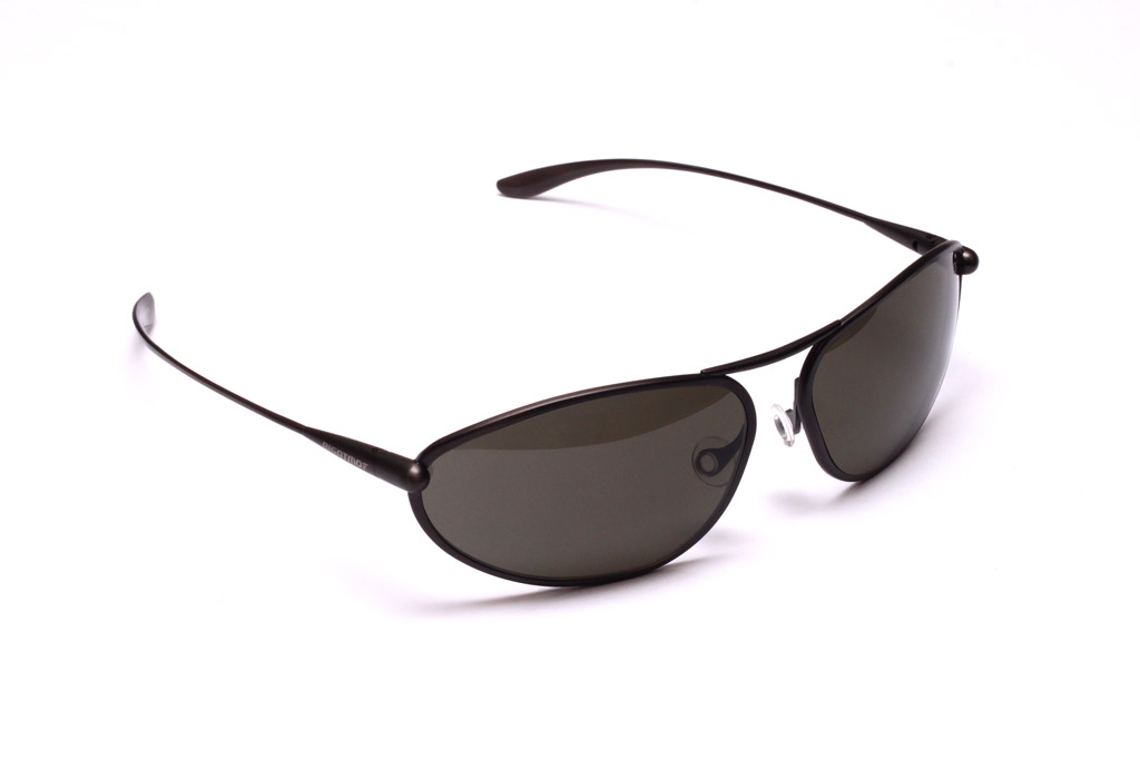 Exo - Graphite Titanium Frame Polarized Sunglasses