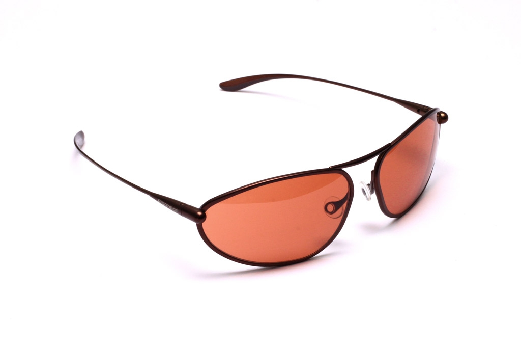 Exo - Brunello Titanium Frame Photochromic Sunglasses