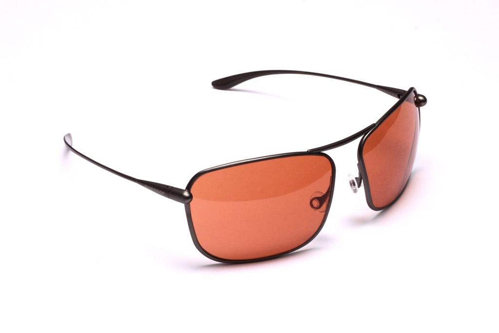 Iono - Gunmetal Titanium Frame Photochromic Sunglasses
