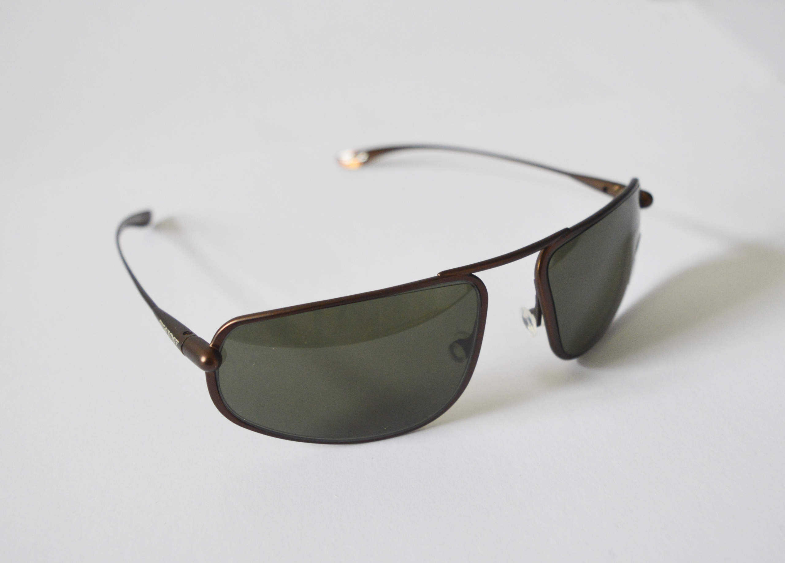 Strato - Brunello Titanium Frame Polarized Sunglasses