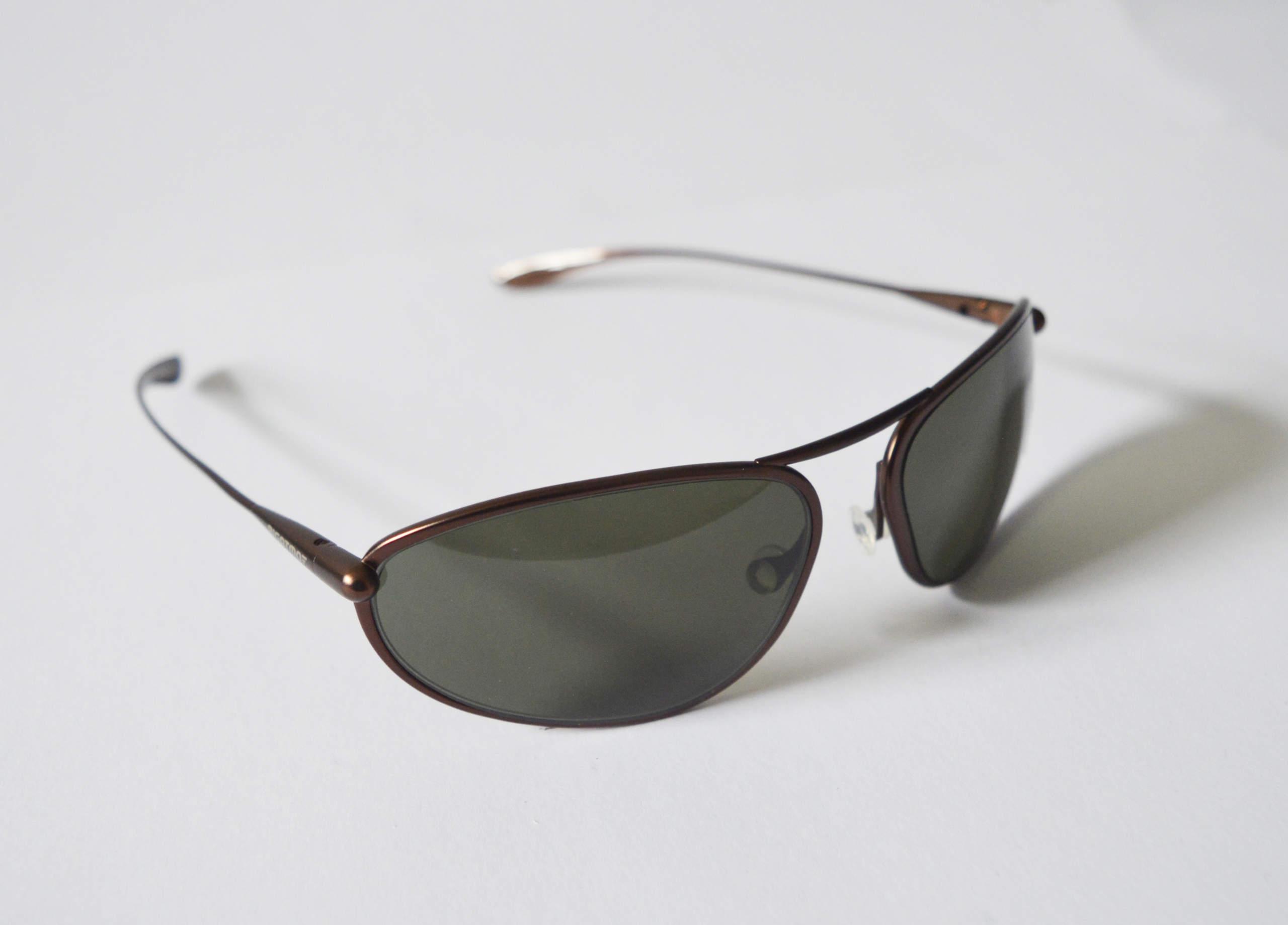 Exo - Brunello Titanium Frame Polarized Sunglasses