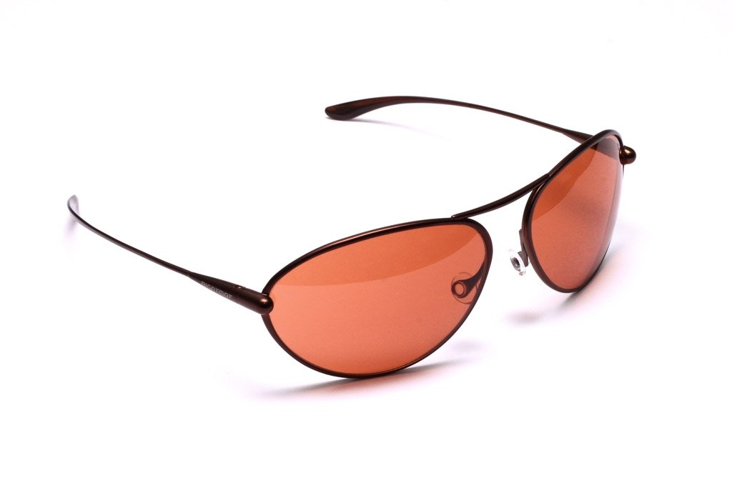 Tropo - Brunello Titanium Frame Photochromic Sunglasses