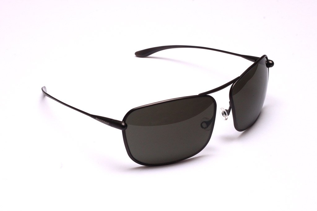 Iono - Graphite Titanium Frame Polarized Sunglasses