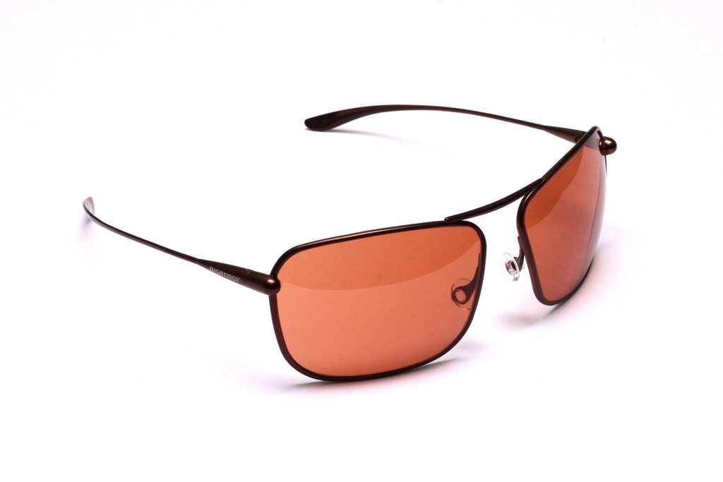 Iono - Brunello Titanium Frame Photochromic Sunglasses